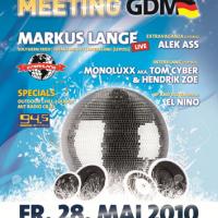 Premiere für das 21. Lausitzer German Meeting