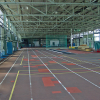Millionen für neue Leichtathletikhalle