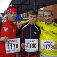 Halbmarathon in Worksop