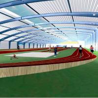 Projekt 'Neue Leichtathletikhalle' beginnt im September