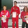 Silbermedaille für Schrutek