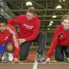 Leichtathletik in der Erfolgspur