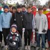 Winterlauf der LCC-Freizeitläufer