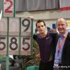 Buntes Starterfeld und neuer Meetingrekord
