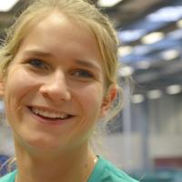 Porträt: Speerwerferin Annika Marie Fuchs