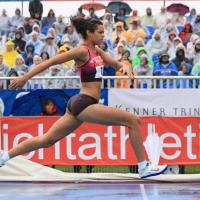 Weltklasse-Leichtathletik und südamerikanische Stimmung