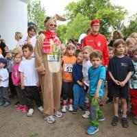 Stimmungsvoller Citylauf mit 1.300 Läufern