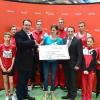 LC Cottbus erhält 15.000 Euro für Nachwuchsförderung