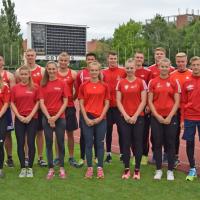 LC Cottbus schickt großes Starterfeld zu Leichtathletik-DM
