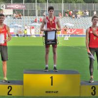 DM: Silbermedaille für Constantin Schulz