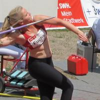 LCC-Athleten bei Meetings in Bestform – Annika Fuchs gewinnt mit WM-Norm in Jena