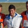 Erster 60 m Wurf holt Bronze bei Jugend EM in Tiflis (Georgien)