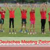 Pokale, Pokale, Pokale – beim Polnisch-Deutschen Meeting in Zielona Gora