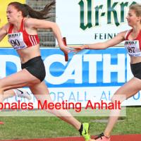 19. Internationales Leichtathletik-Meeting Anhalt 2017