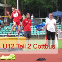 Landesmeisterschaft U14 Teil 2 – LCC mit guten Leistungen