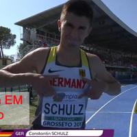 Junioren EM – Constantin Schulz erreicht das Semifinale