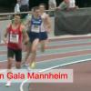 Juniorengala Mannheim – Constantin Schulz gewinnt souverän die 800 m