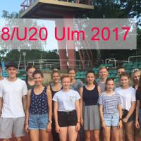 Unsere Mannschaft zur Deutschen Meisterschaft U16 U18 U20