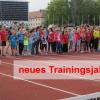 Trainingsjahr 2017/2018 eröffnet