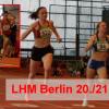 Doppelsiege für Skadi Schier & Arthur Beimler, DM-Normen und Bestleistungen