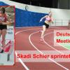 DM Norm und 5 Meetingrekorde beim Deutsch-Polnischen Hallenmeeting