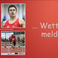 Constantin Schulz gewinnt Bronze bei den Deutschen Hallenmeisterschaften