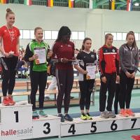 Skadi Schier & Artur Beimler holen DM-Medaillen