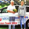 400m U18 Vize-Europameisterin Marie Scheppan …
