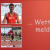 Constantin Schulz U23 Vizemeister über 800 m – ärgert sich