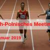 Schnelle Sprinter – neue Meetingrekorde