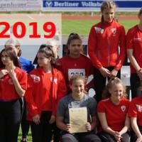 WK III Mädchen- und Jungenteam erkämpfen Platz 2