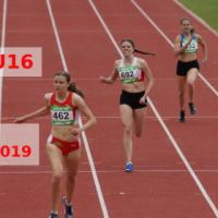 Marie Scheppan Meisterin mit EM Norm: 54,34s
