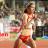Marie Scheppan 6. mit der 4×400 m Staffel