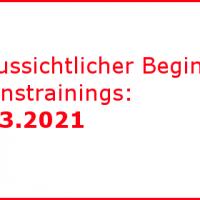 Wiederbeginn 2021