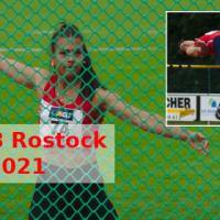 Julien Pohl Deutscher U18 Meister, Lea Raschick Platz 3