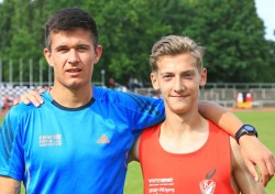 Artur und Constantin 22.06.2016