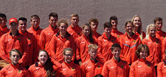 Netionalmannschaft U18 EM
