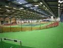 Leichtathletikhalle Eröffnung